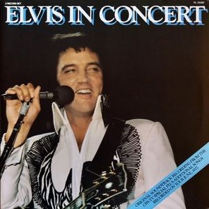 Other - Elvis 1977 record set